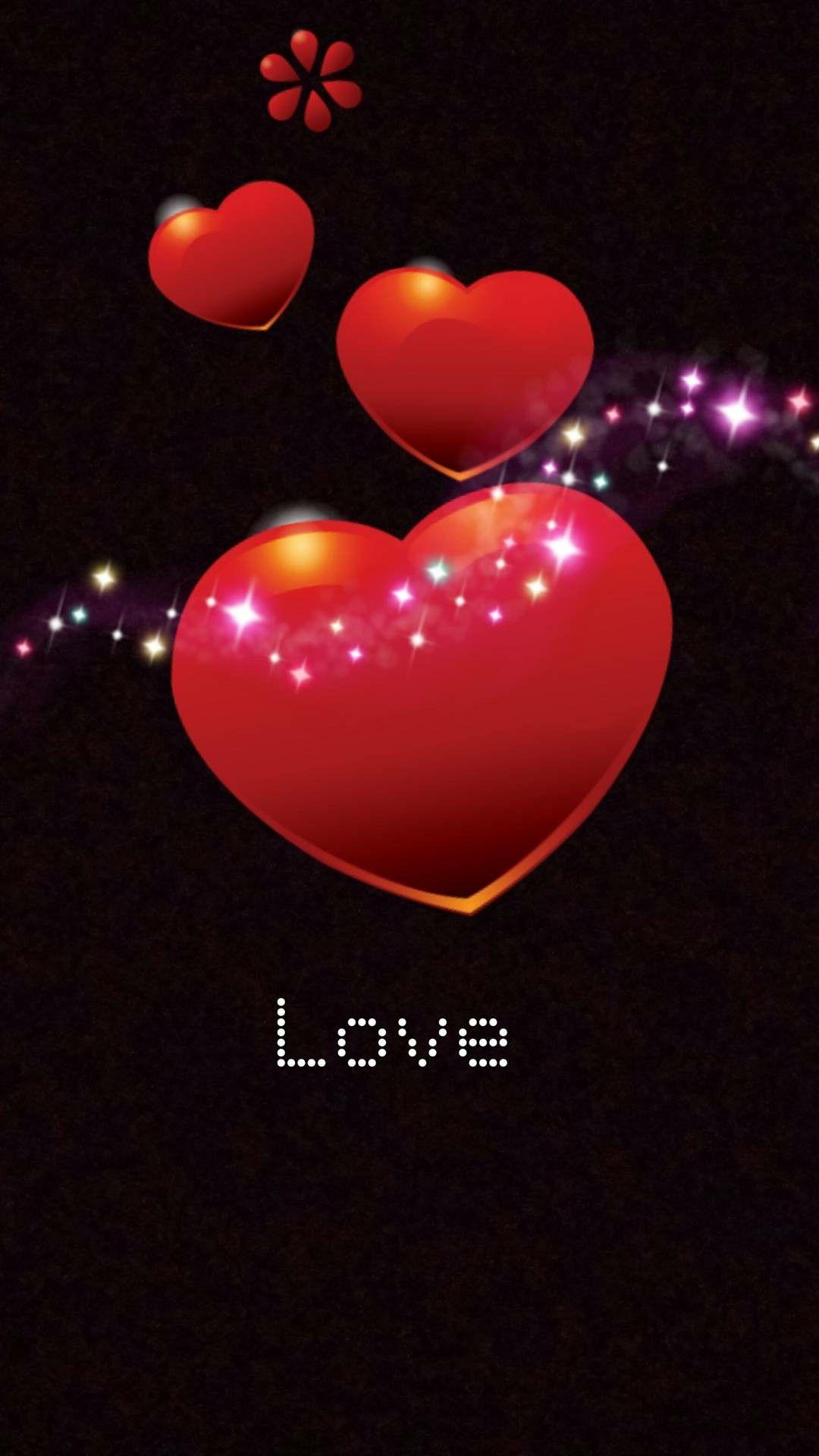 Love Valentine Wallpaper Mobile, Top Wallpaper Mobile, - Love U Da Purusha Gif , HD Wallpaper & Backgrounds