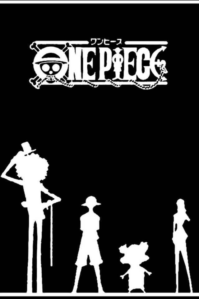 Black One Piece Wallpaper Iphone Doraemon