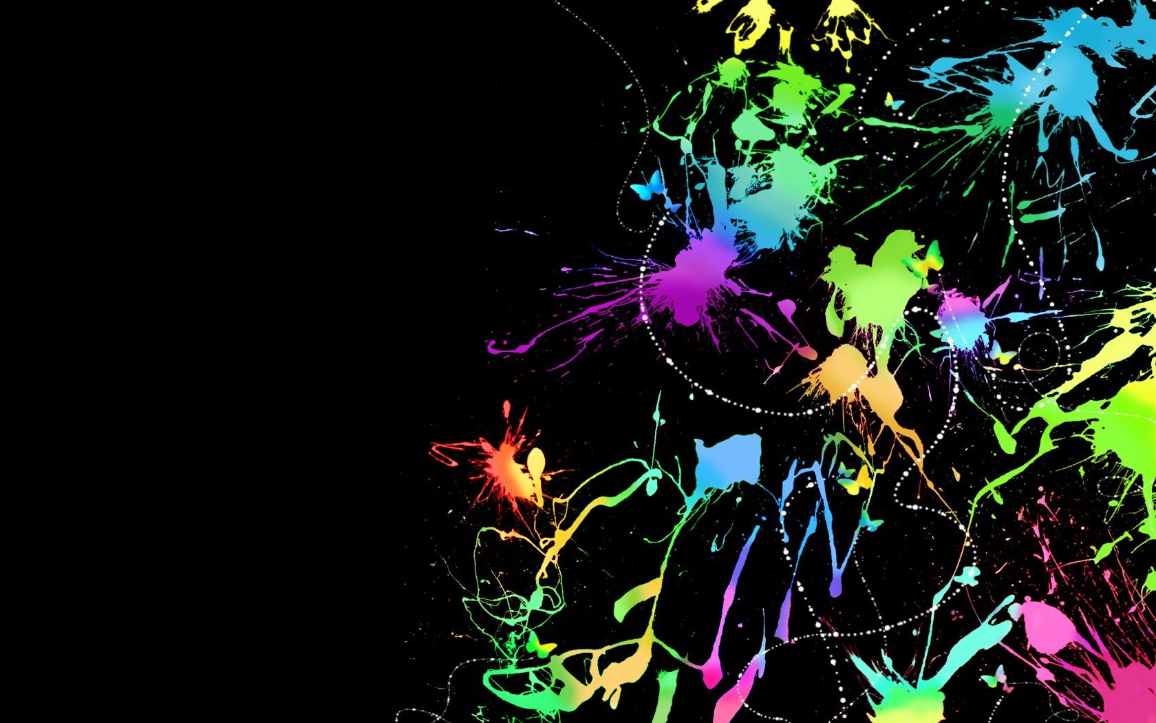 Colorful Wallpaper Hd Desktop Hd Wallpapers Desktop Black And Colorful Backgrounds 2417475 Hd Wallpaper Backgrounds Download