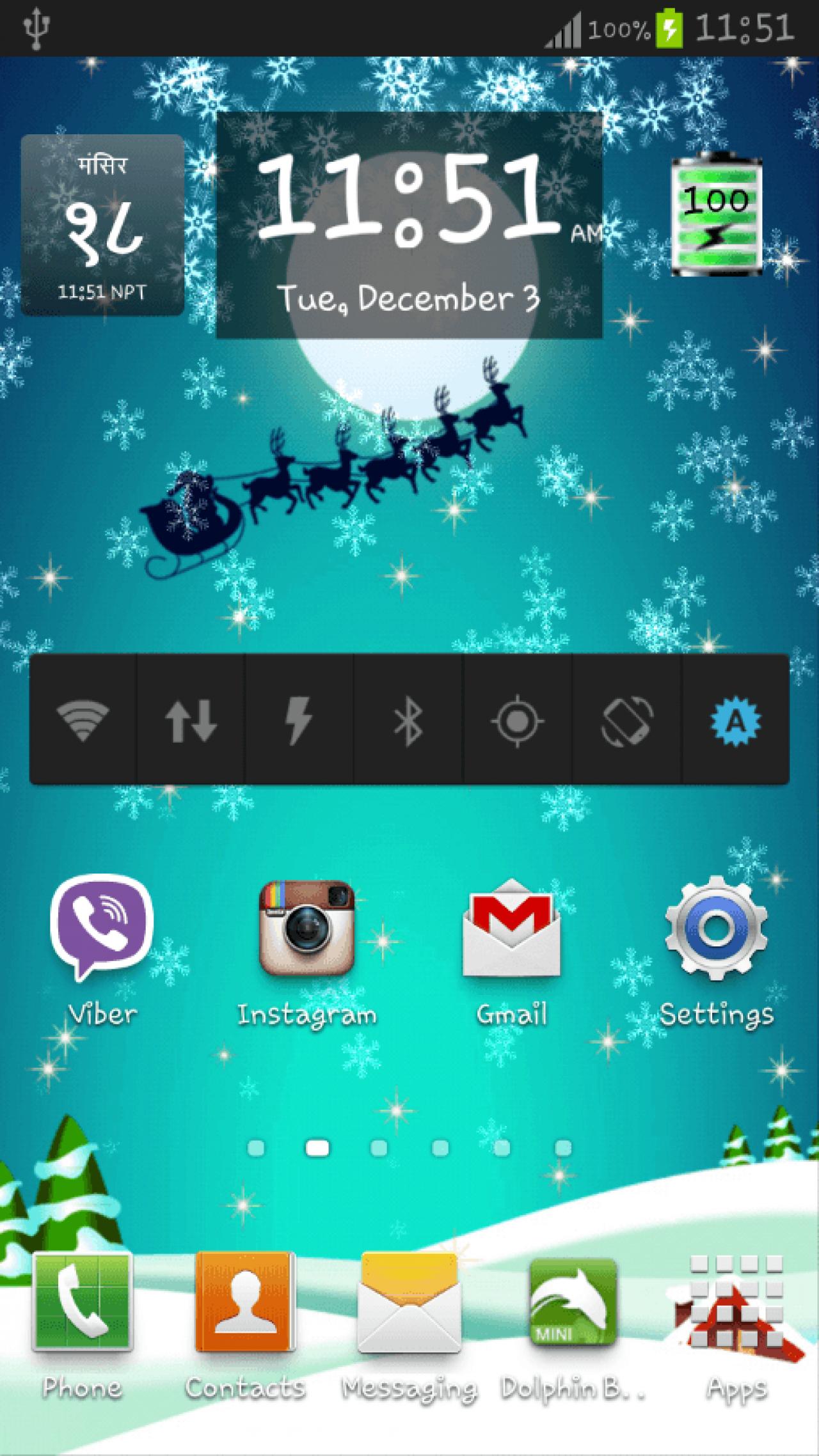 Christmas , HD Wallpaper & Backgrounds