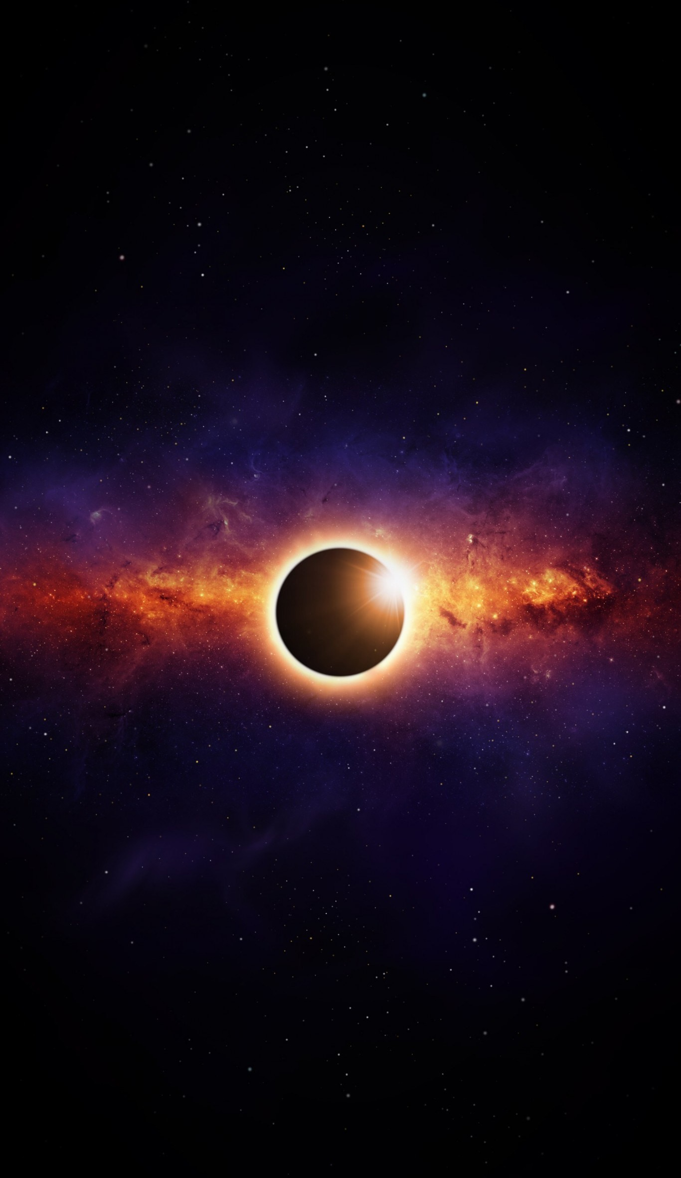 1366x2360 Solar Eclipse Wallpaper Hd Awesome Pin By Android