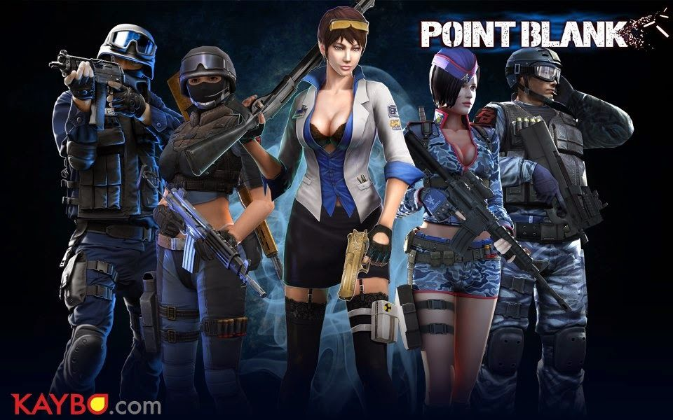 Point Blank , HD Wallpaper & Backgrounds