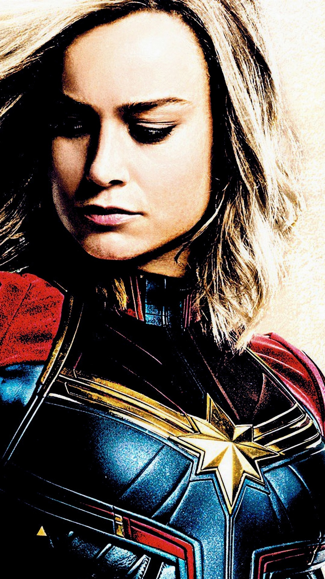 Iphone X Wallpaper Captain Marvel With High-resolution - Best Hd Wallpaper Of Captain Marvel , HD Wallpaper & Backgrounds