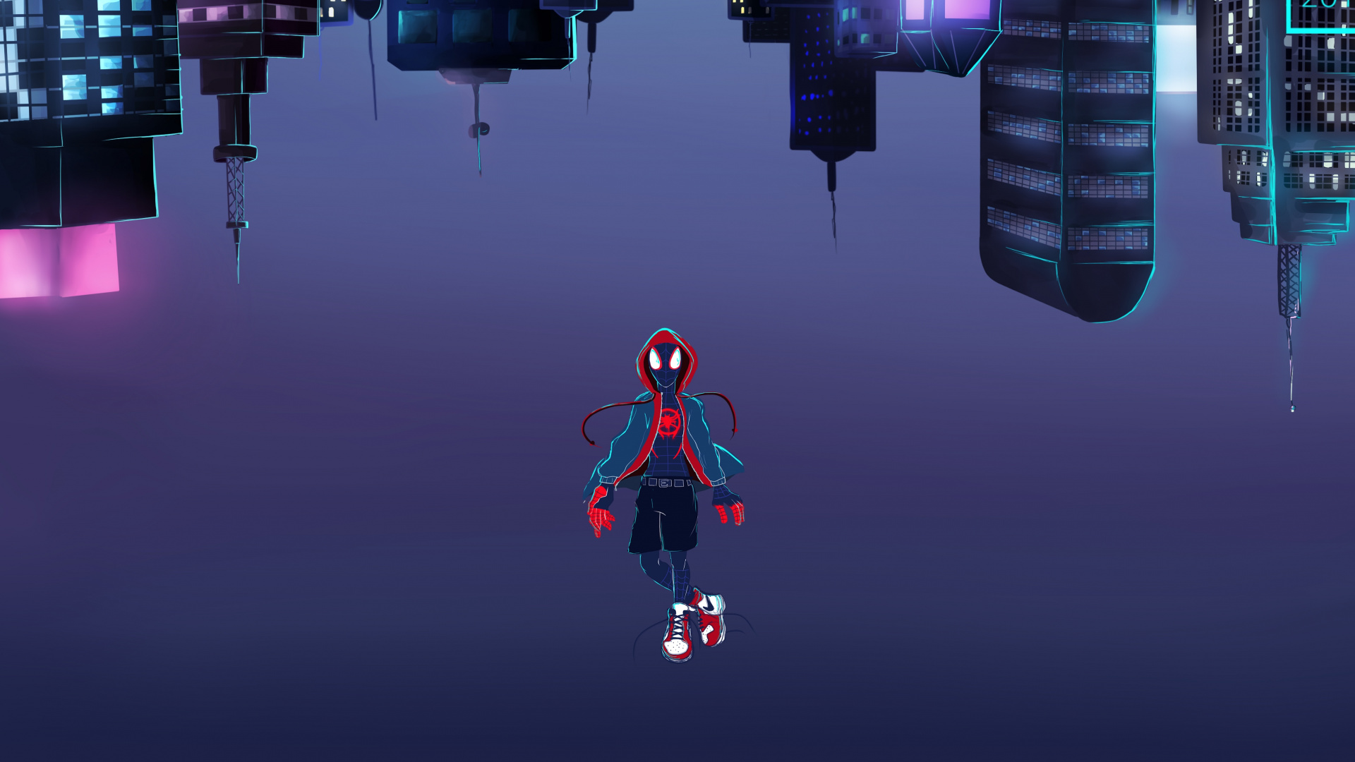Into The Spider Verse 2427972 Hd Wallpaper Backgrounds Download