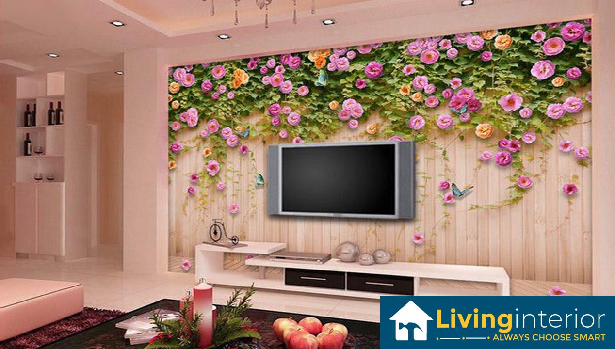 Interior Wall Paper Design , HD Wallpaper & Backgrounds