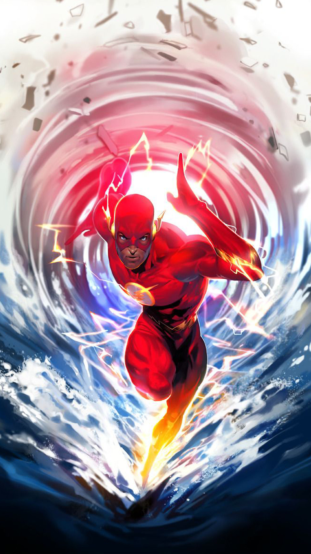 The Flash Wallpaper Tv Movies Hd Wallpapers   Data-src - Iphone 7 The Flash Iphone , HD Wallpaper & Backgrounds