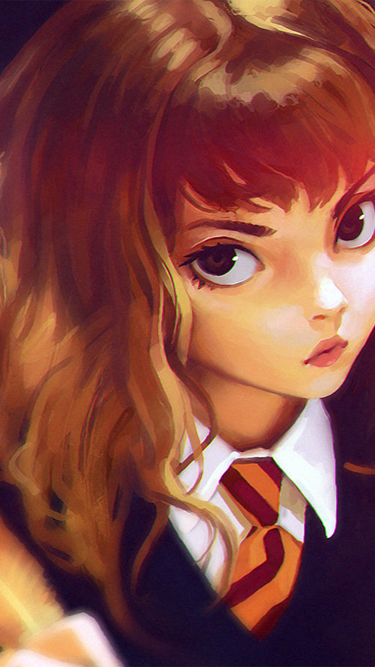 Harry Potter Cartoon Wallpaper Hd , HD Wallpaper & Backgrounds