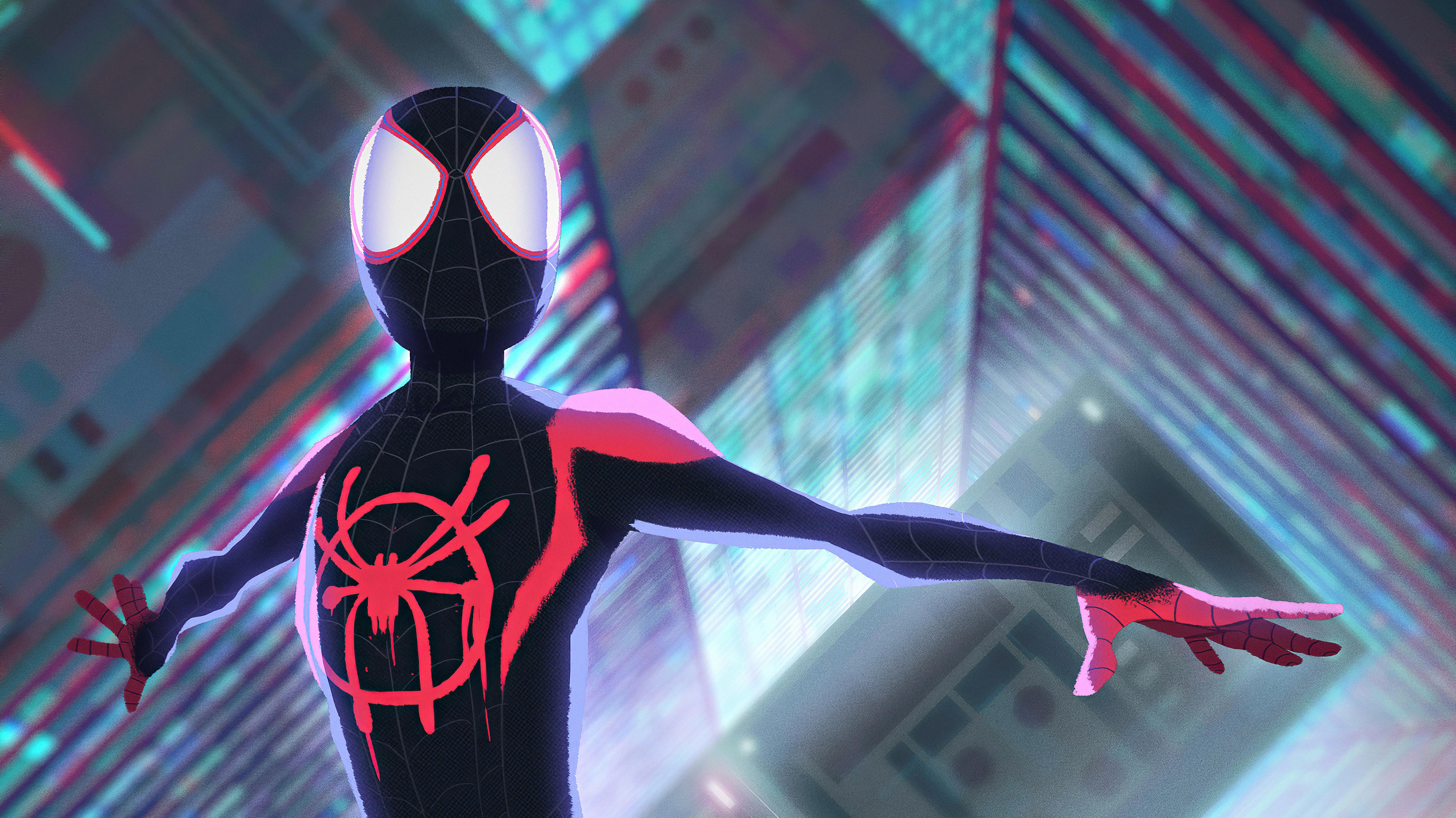 Spider Man Artwork Desenho Homem Aranha Miles Morales 2437608