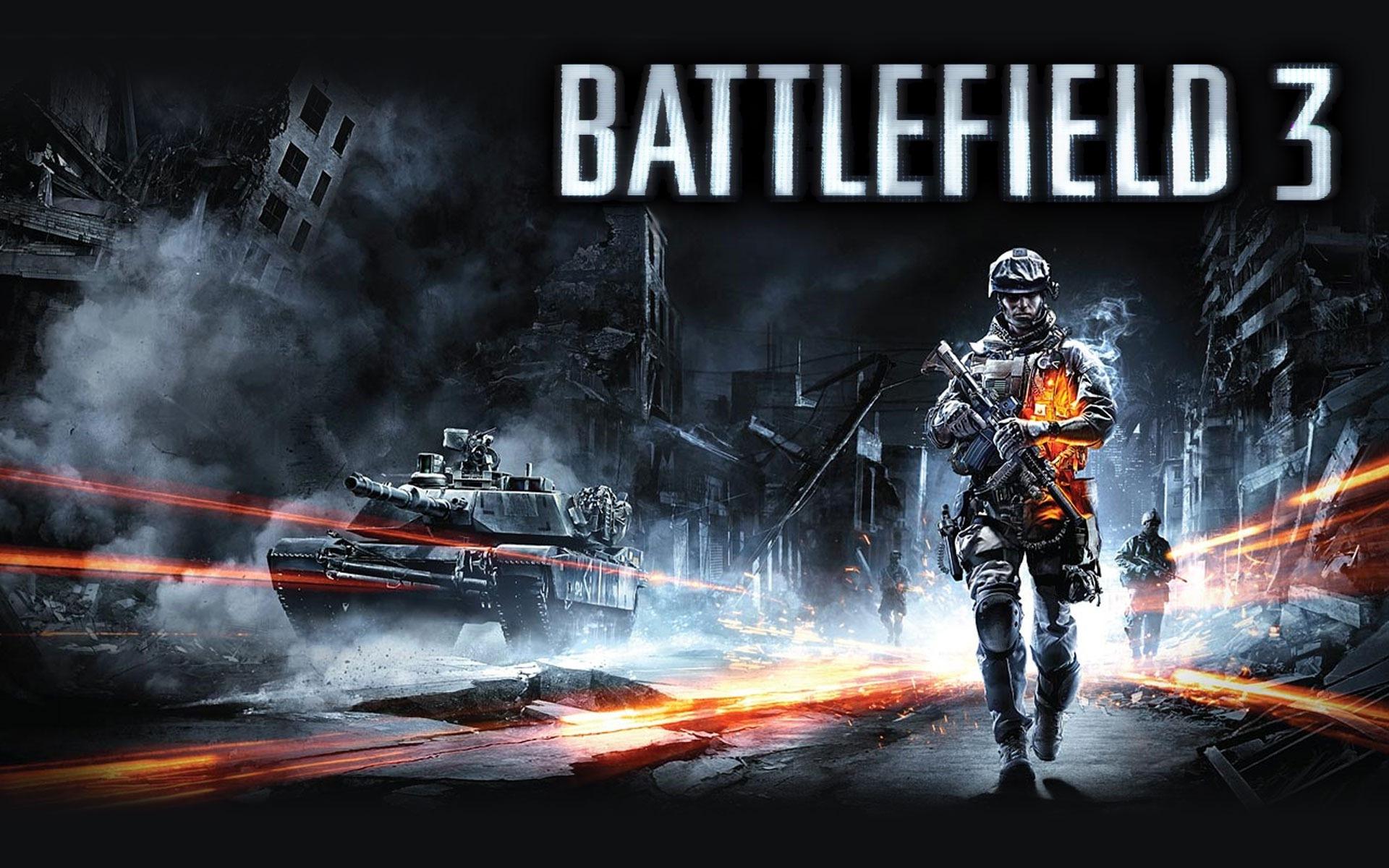 Games №0835 - Battlefield 3 Hd Wallpapers 1080p , HD Wallpaper & Backgrounds