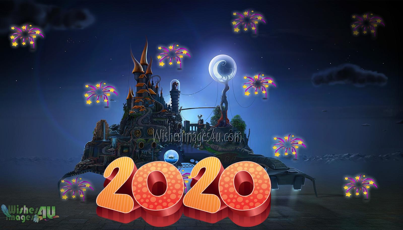 244 2442180 happy new year 2020 desktop 3d wallpapers happy