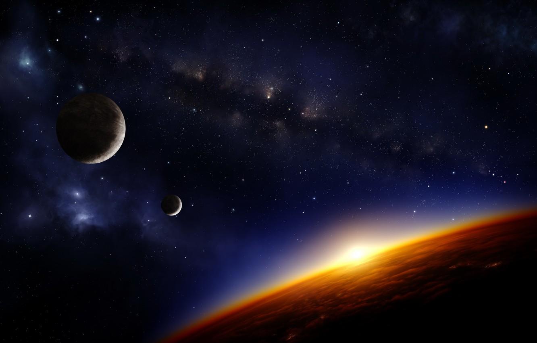 Photo Wallpaper Space Wallpaper Cosmos 星球 背景 2445272