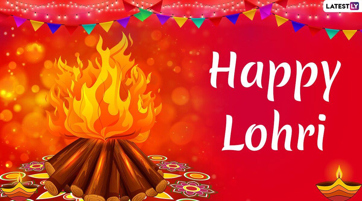 Lohri 2020 Wishes In Punjabi - Happy ...