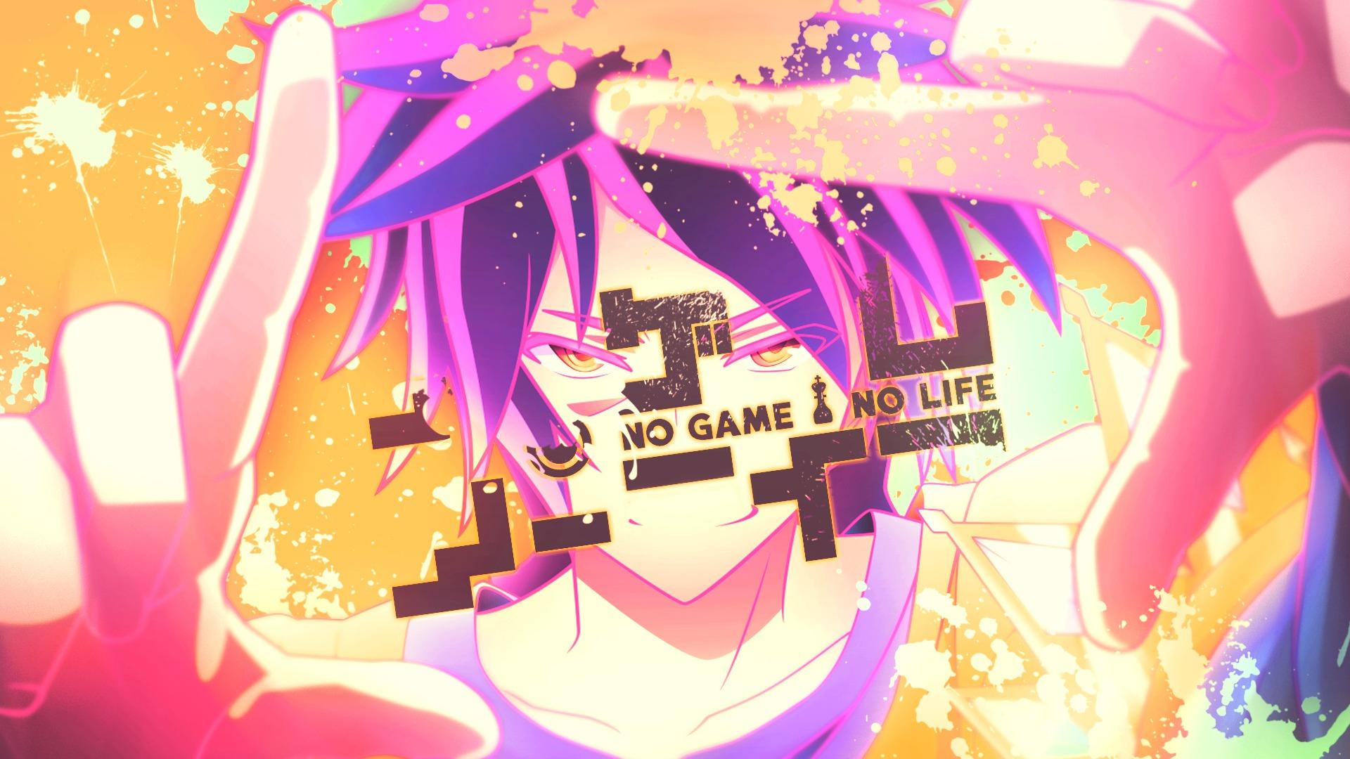 No Game No Life Download Wallpaper - No Game No Life Desktop , HD Wallpaper & Backgrounds