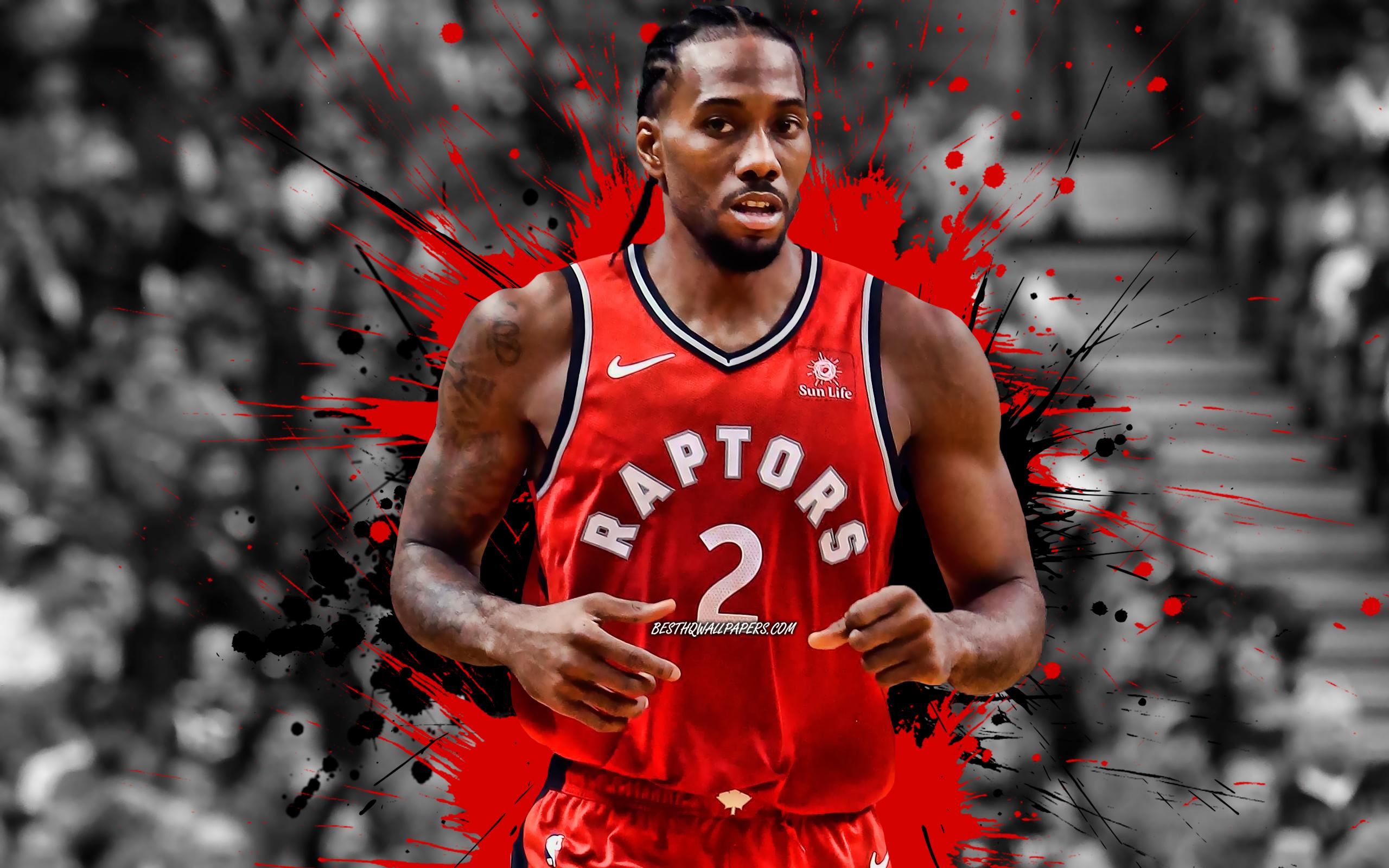 Kawhi Leonard, American Basketball Player, Toronto - Toronto Raptors Kawhi Leonard , HD Wallpaper & Backgrounds