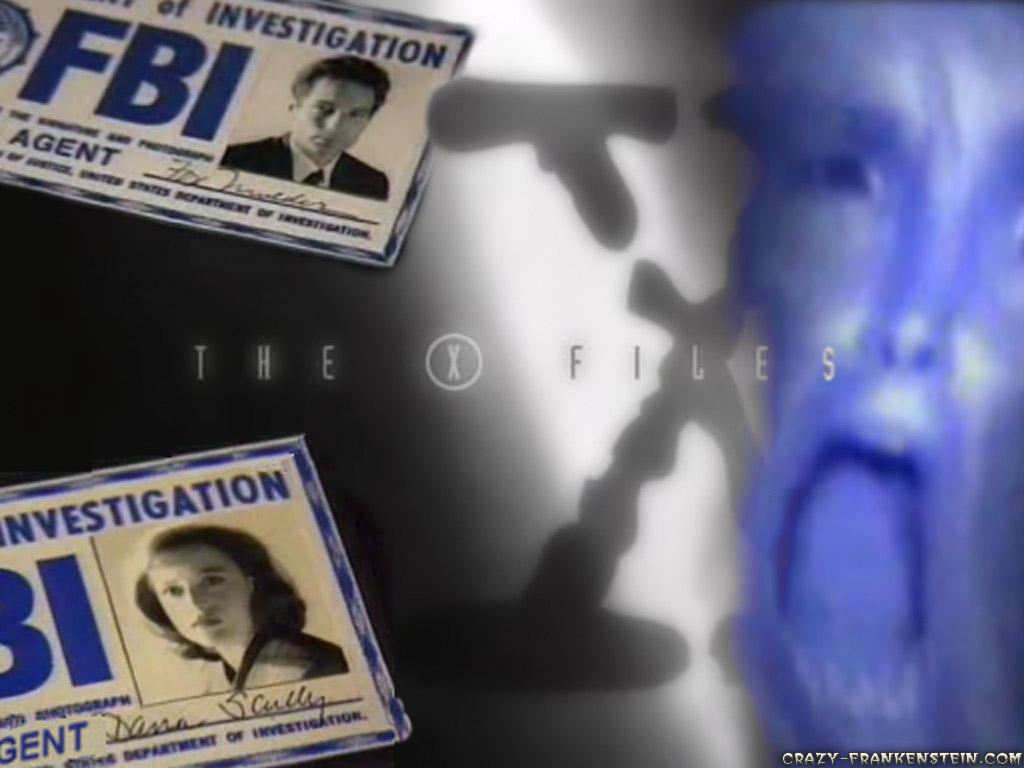 X Files , HD Wallpaper & Backgrounds