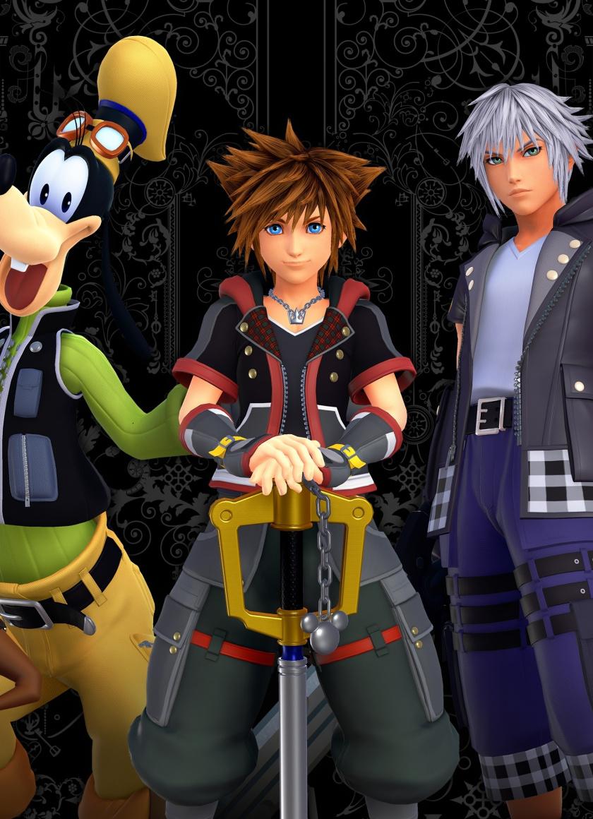 E3 2018, Video Game, Kingdom Hearts Iii, Wallpaper - Kingdom Hearts , HD Wallpaper & Backgrounds