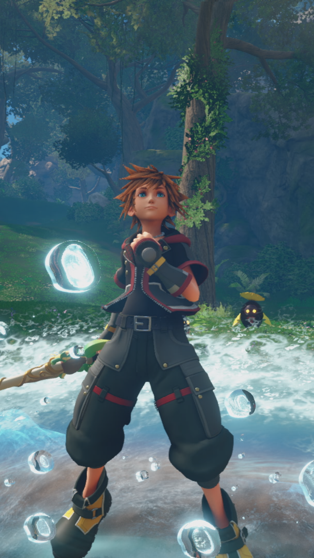 Kingdom Hearts Iii, Anime Games, Sora - Kingdom Hearts Iii , HD Wallpaper & Backgrounds