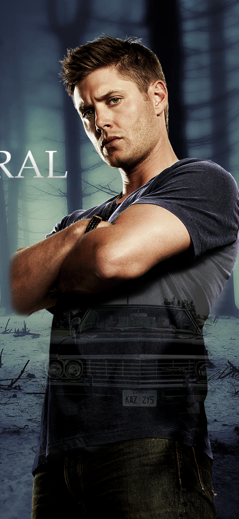Iphone Xr Supernatural Wallpaper - Supernatural Season 6 , HD Wallpaper & Backgrounds