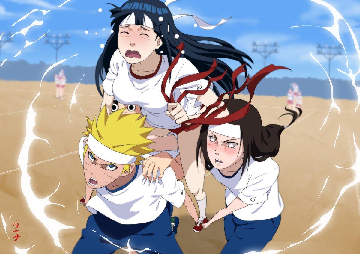 Naruto X Hinata HD Wallpaper & Backgrounds Download