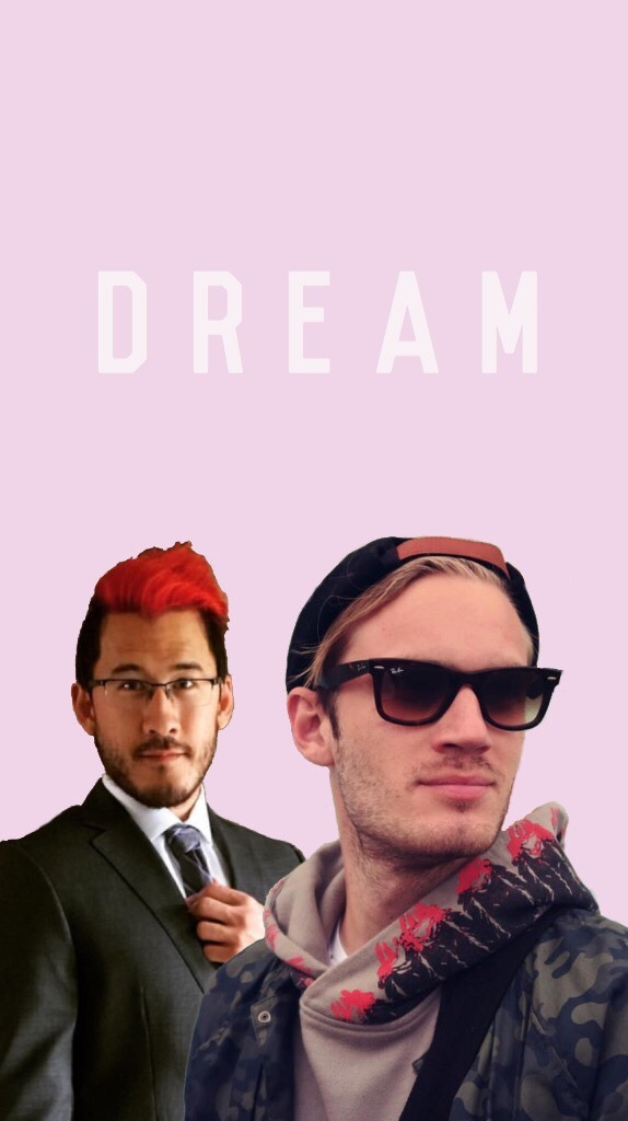 Here Is Your @markiplier And Pewdiepie Wallpaper @sikeitsstyles - Poster , HD Wallpaper & Backgrounds