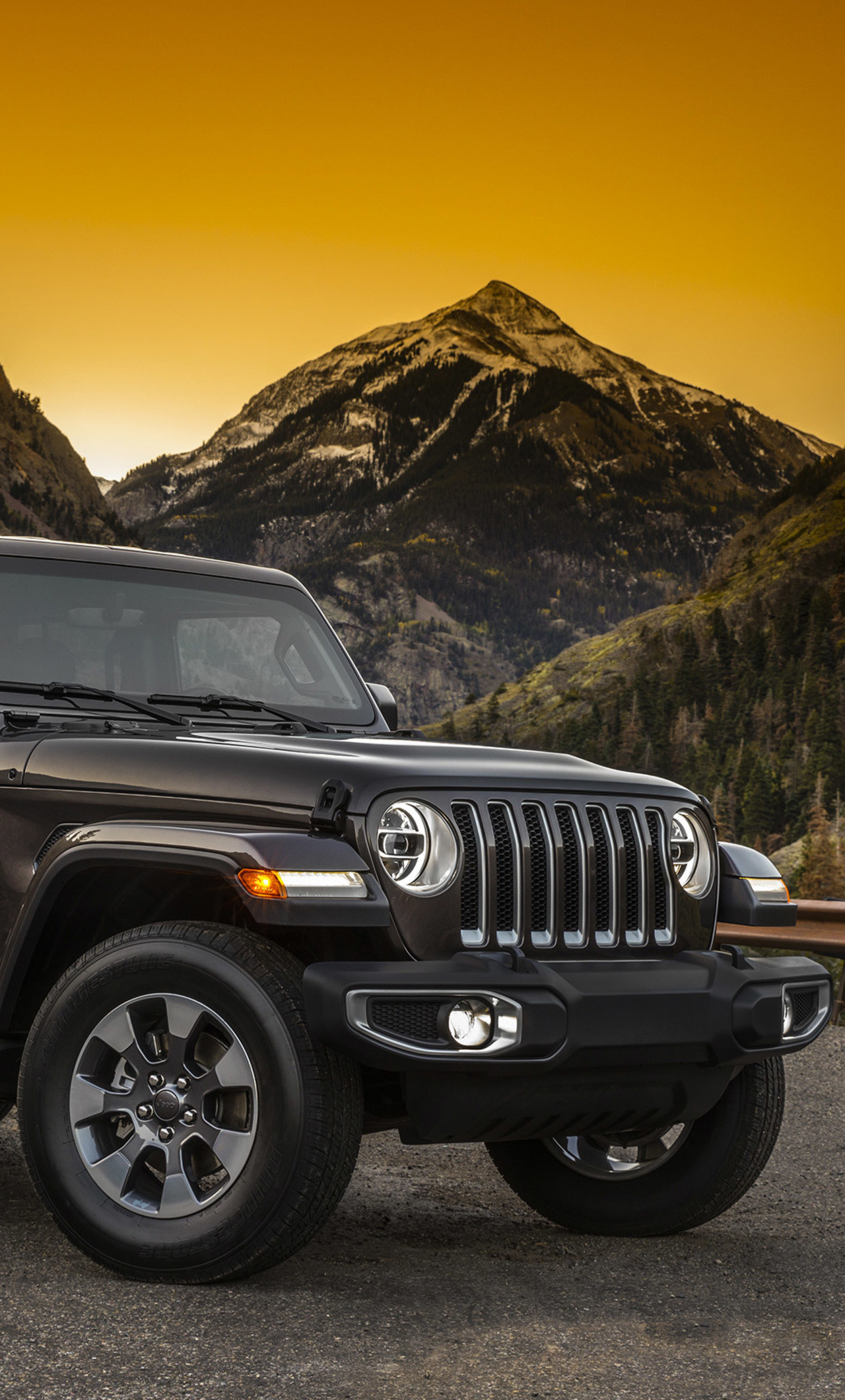 1280x2120, 2018 Jeep Wrangler Unlimited Rubicon Eb - Jeep Wrangler Wallpaper Iphone , HD Wallpaper & Backgrounds