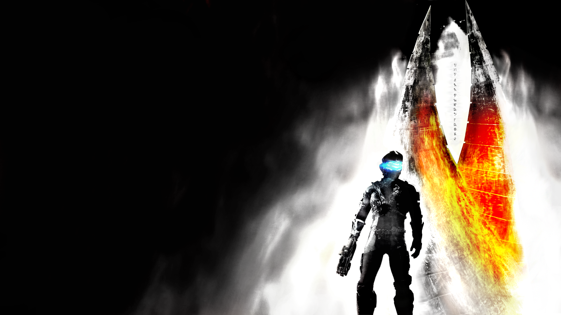 Dead Space Wallpaper - Dead Space , HD Wallpaper & Backgrounds
