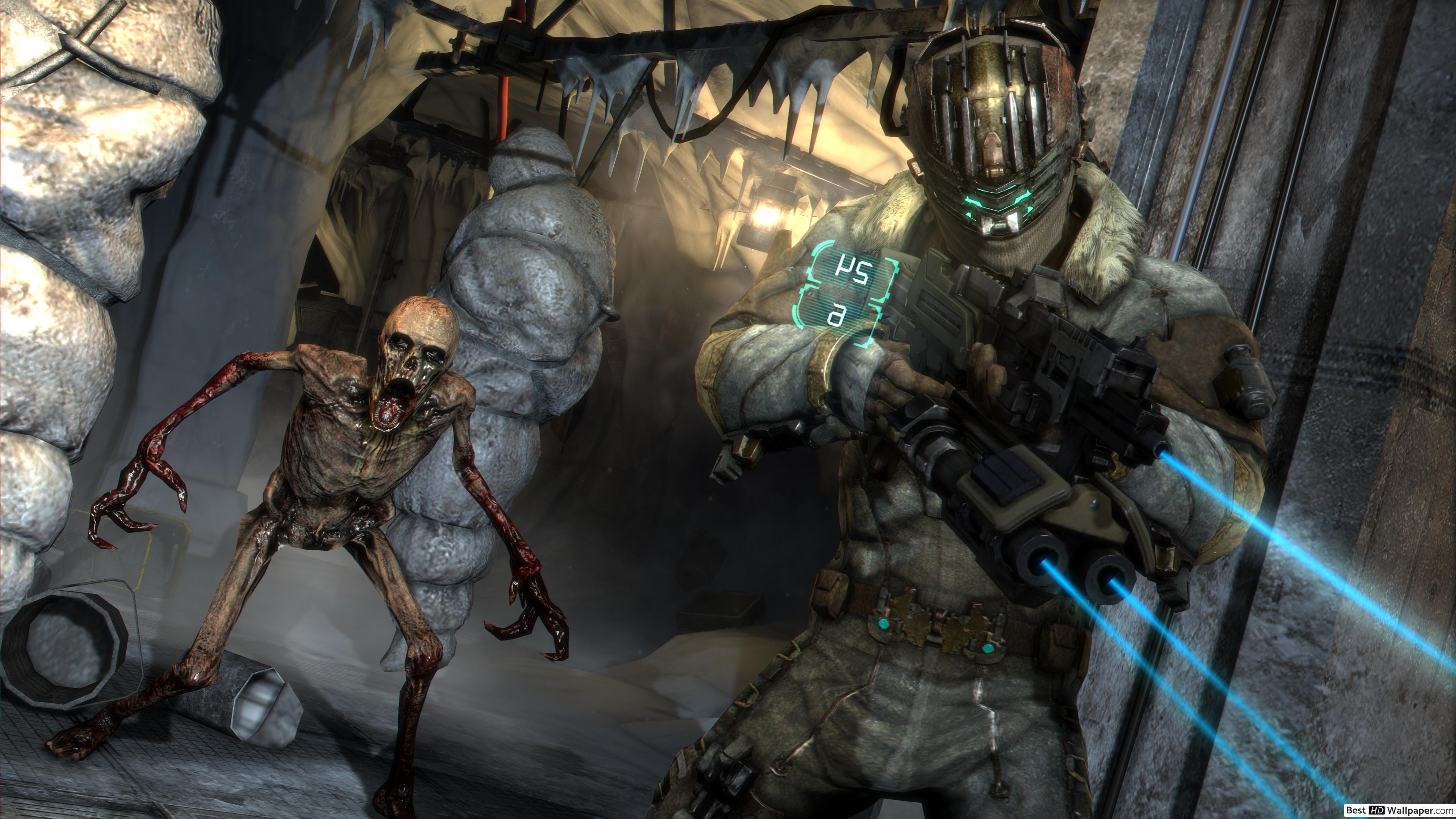 Dead Space 3 , HD Wallpaper & Backgrounds