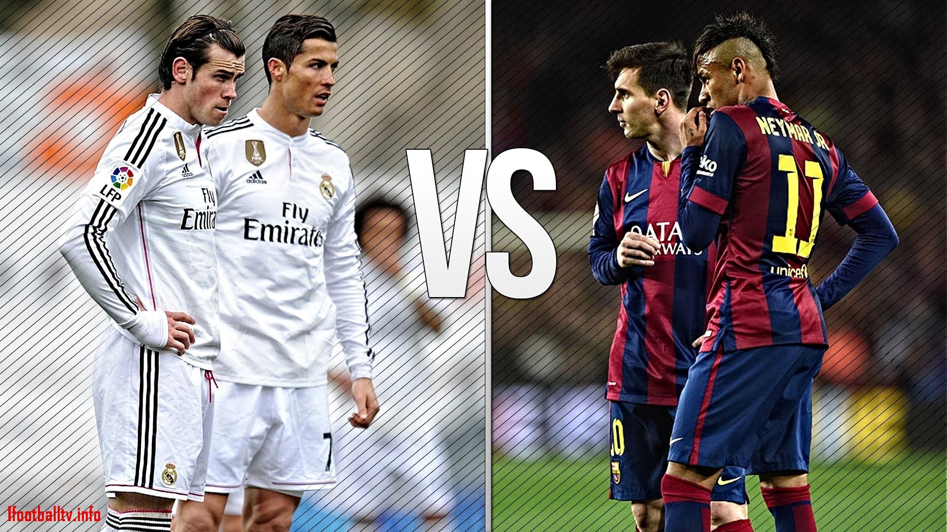 Messi Vs Ronaldo Wallpaper - Cristiano Ronaldo Vs Messi 2018 , HD Wallpaper & Backgrounds