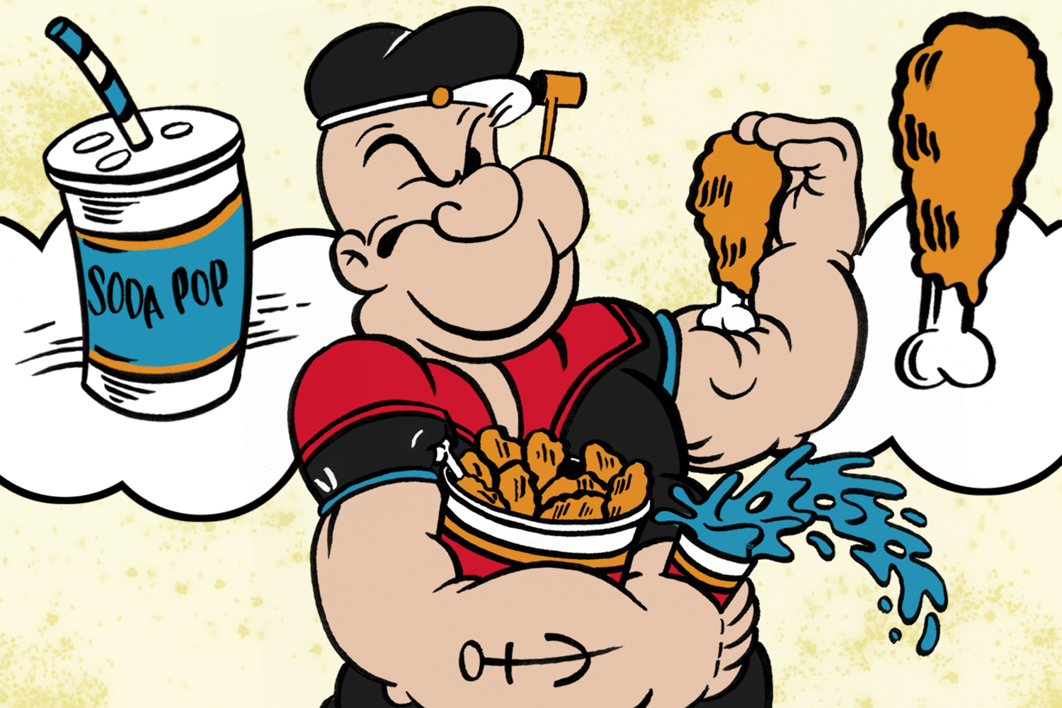 Popeye Hd Wallpapers Desktop Wallpaper Popeye The Sailor Man