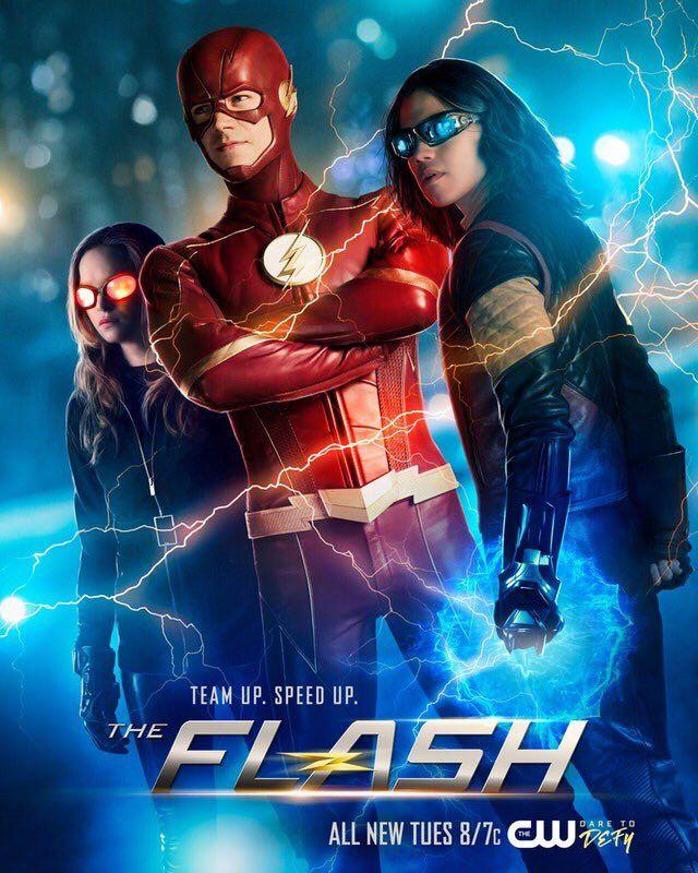 Flash Season 4 Poster 2487605 Hd Wallpaper Backgrounds Download