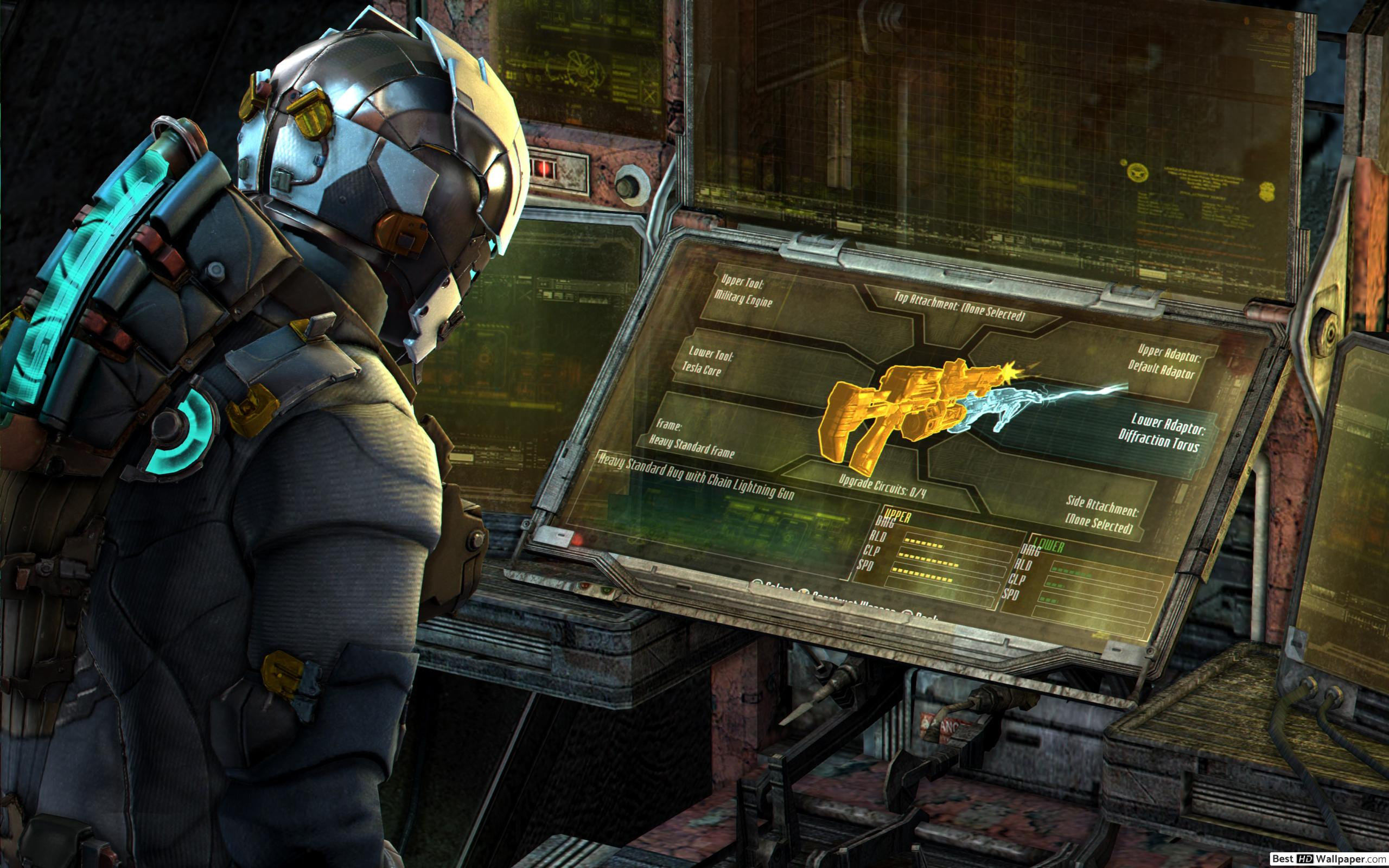 Dead Space 3 Microtransactions , HD Wallpaper & Backgrounds