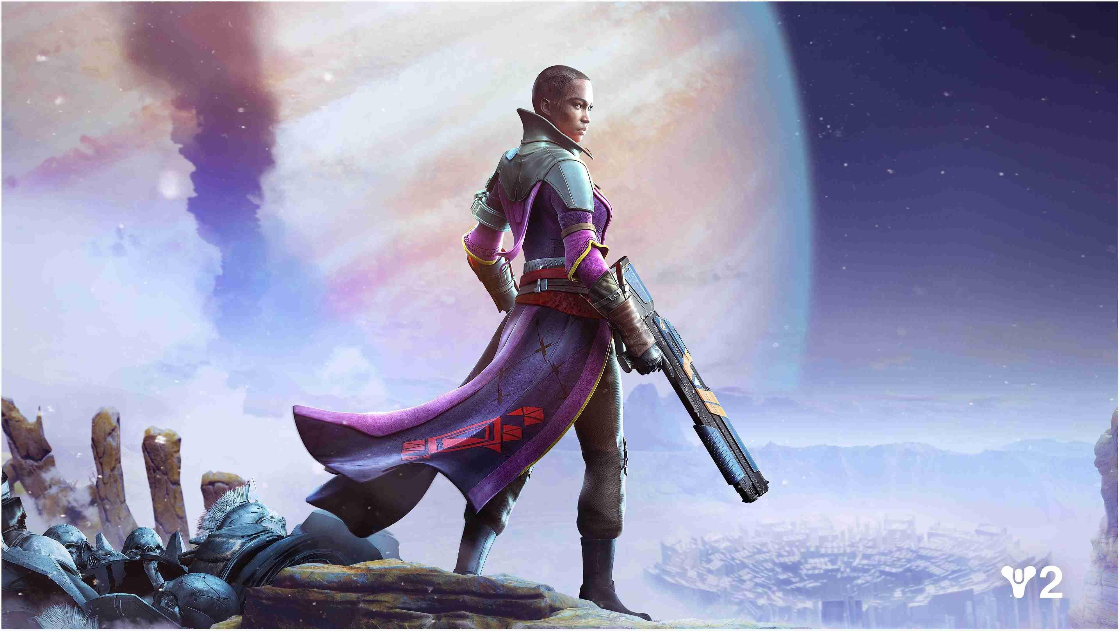 Destiny 2 Wallpapers Hd For Desktop, Laptop, Tablet, - Destiny 2 Ikora Rey , HD Wallpaper & Backgrounds