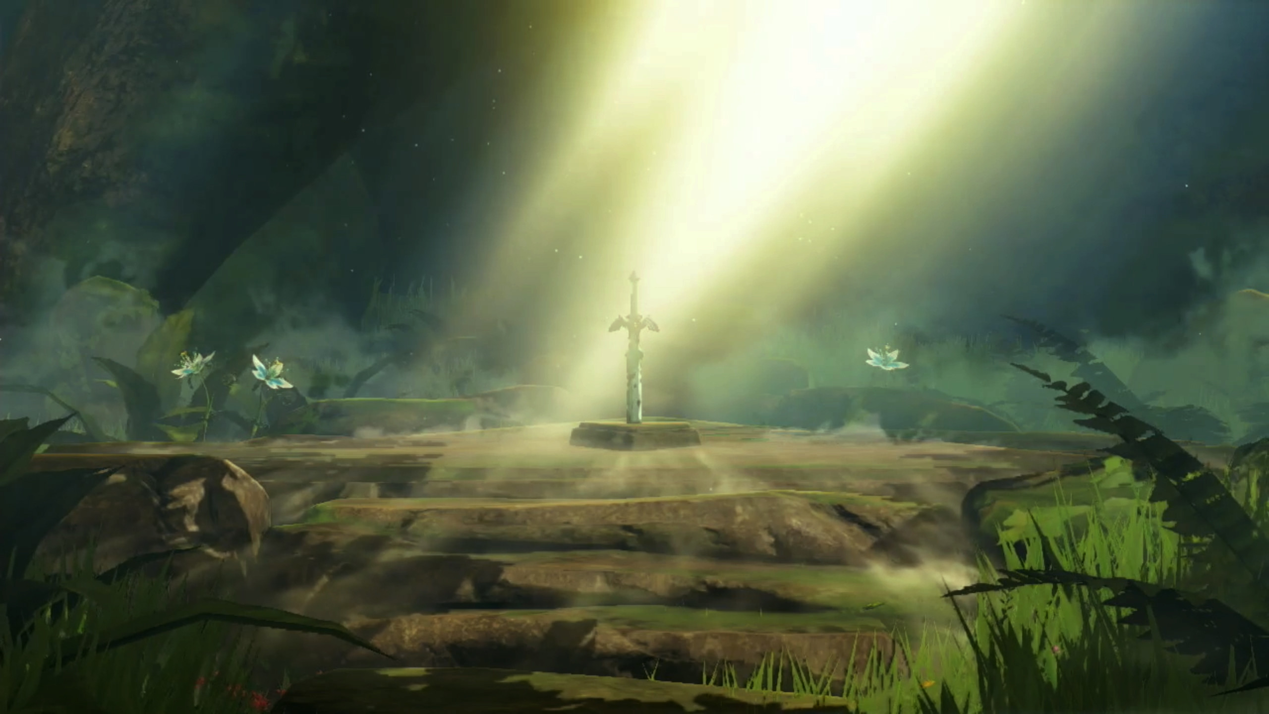 2560x1440 The Legend Of Zelda Master Sword Legend Of Zelda