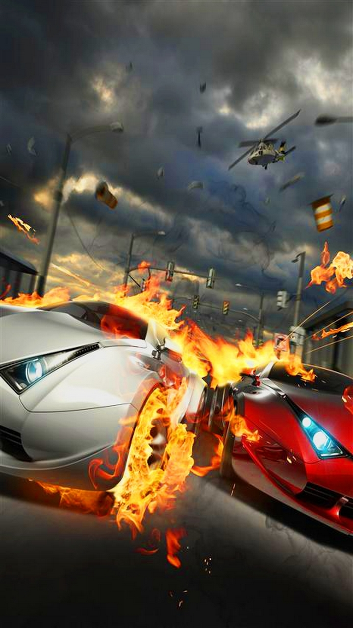 Car Split Second Velocity , HD Wallpaper & Backgrounds