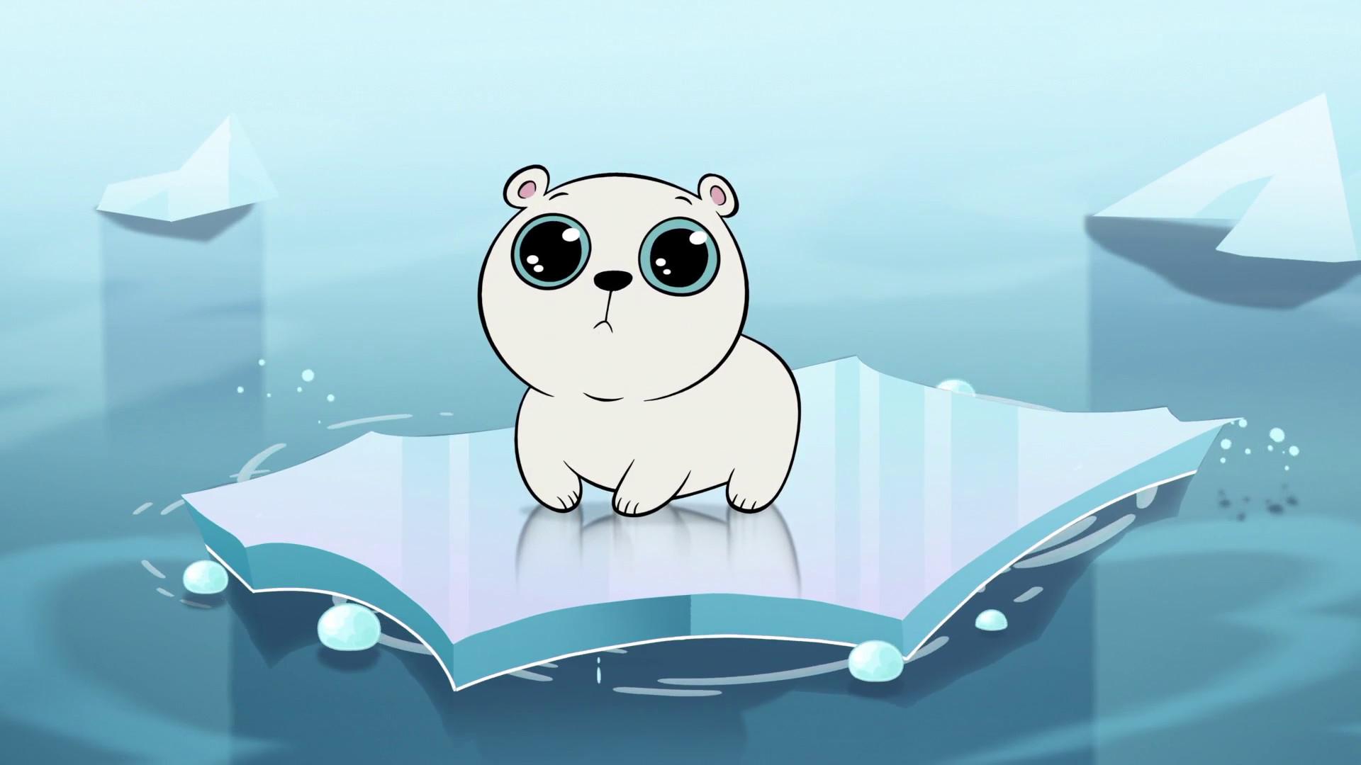 Download - Yuri On Ice Bear , HD Wallpaper & Backgrounds