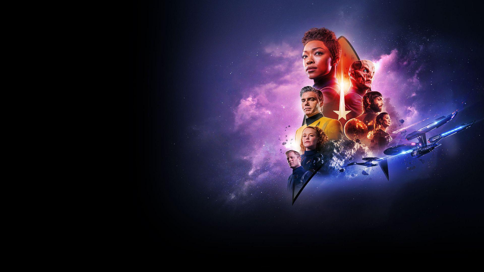 Star Trek - Discovery - Star Trek Discovery Season 2 , HD Wallpaper & Backgrounds