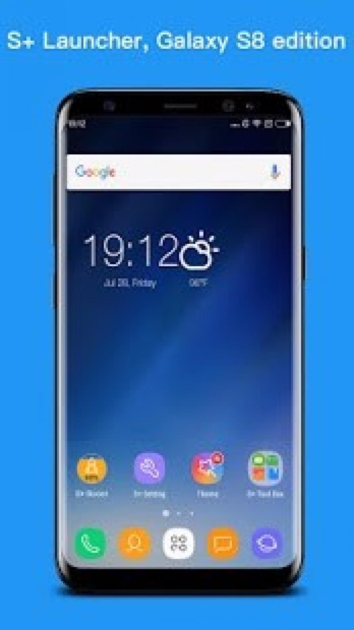 Go Launcher Z Prime Vip - S8 Launcher Prime Apk , HD Wallpaper & Backgrounds