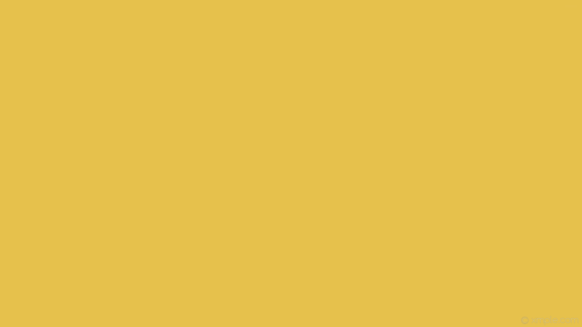 Aesthetic Yellow Wallpapers Full Hd Vector Plain Yellow