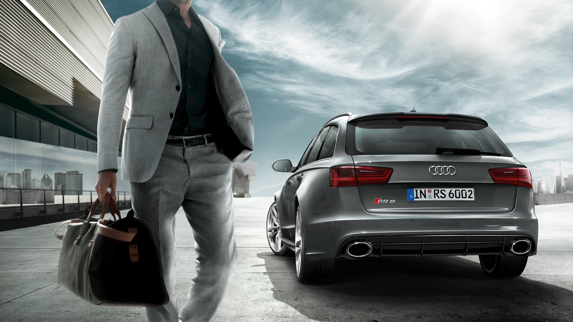Audi Rs 6 Avant Wallpaper Audi Rs6 255353 Hd