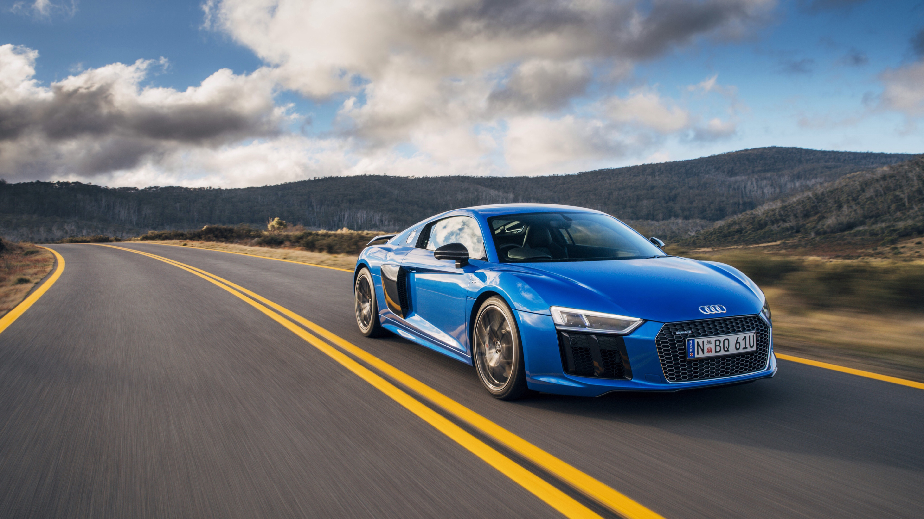 Audi R8 Hd Wallpaper 2016 Audi R8 4k Wallpaper Hd Car - 4k Ultra Hd Cars , HD Wallpaper & Backgrounds