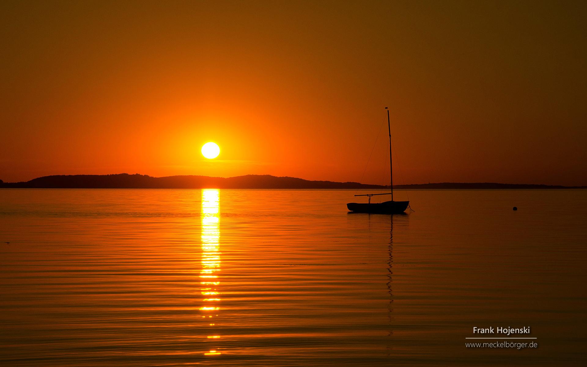 Sunset Wallpaper Hd Paisaje Natural Puesta De Sol 256852 Hd