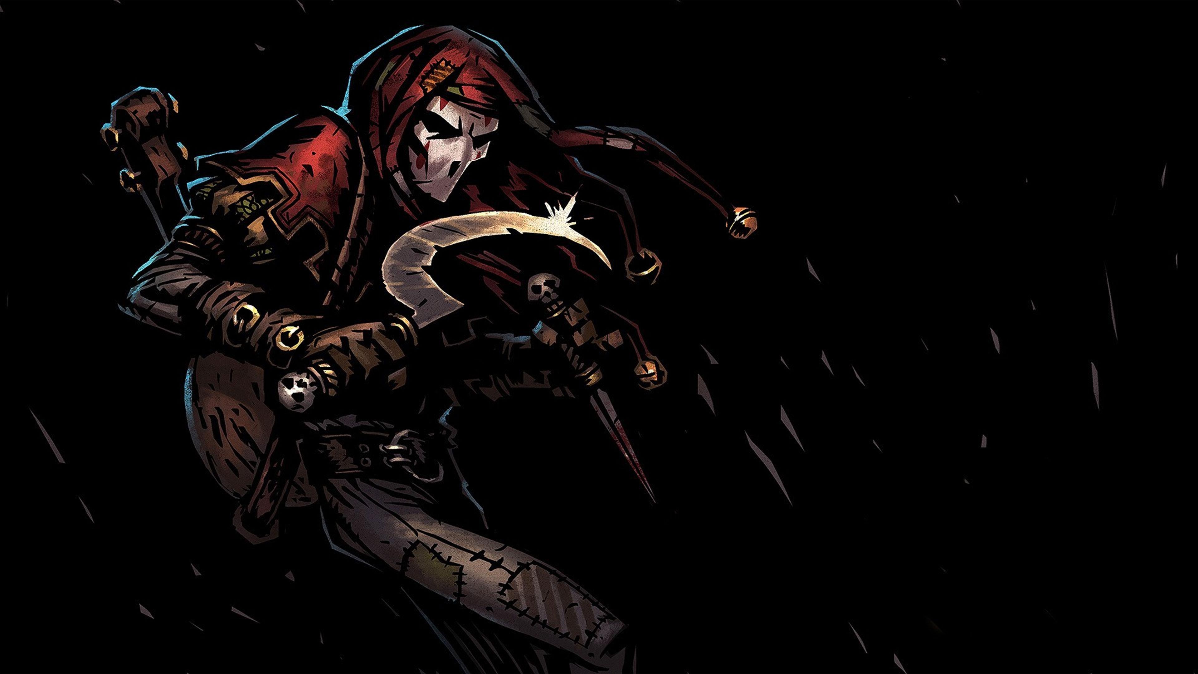 Darkest Dungeon 4k Wallpaper Darkest Dungeon Skyrim
