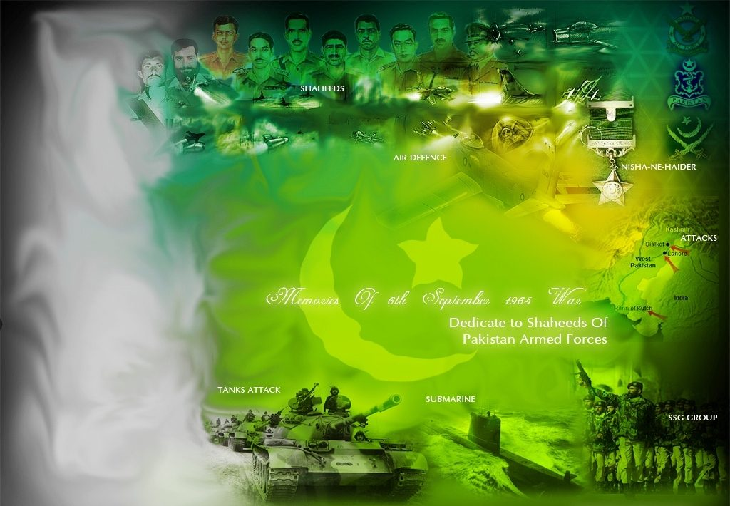 Happy Defence Day 6th September Wallpapers - 6 September 2019 Defence Day , HD Wallpaper & Backgrounds