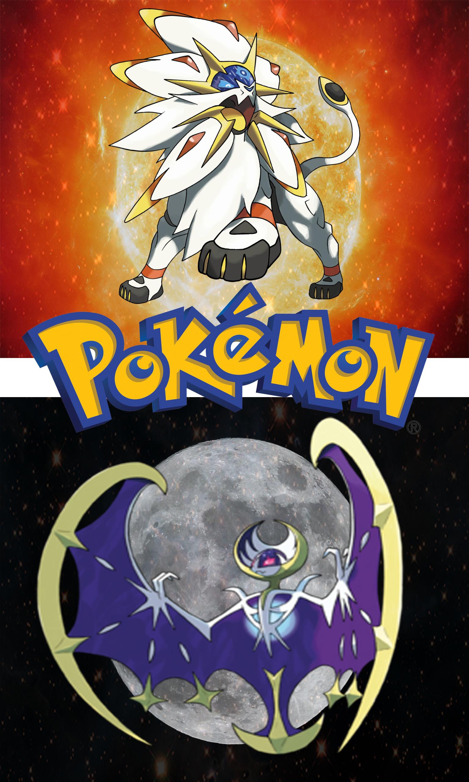 Pokemon Sun And Moon Wallpaper By Zapdosongo - Pokemon , HD Wallpaper & Backgrounds