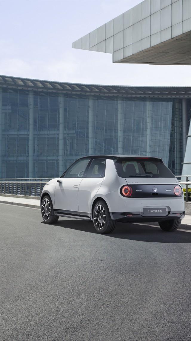Honda E, Electric Cars, 2020 Cars, Frankfurt Motor - Honda E , HD Wallpaper & Backgrounds