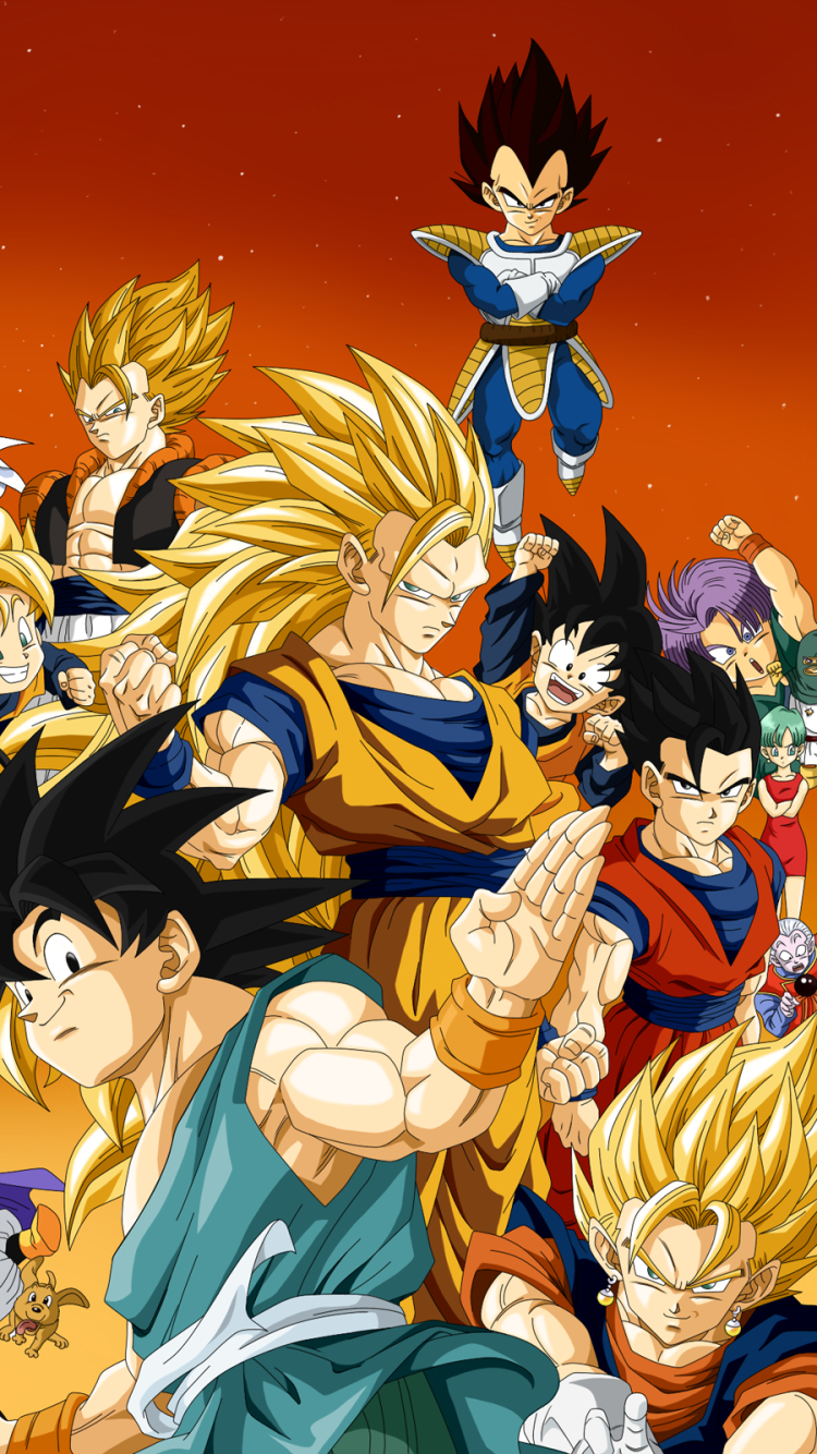 Dragon Ball Z Wallpaper Iphone 7 2502840 Hd Wallpaper