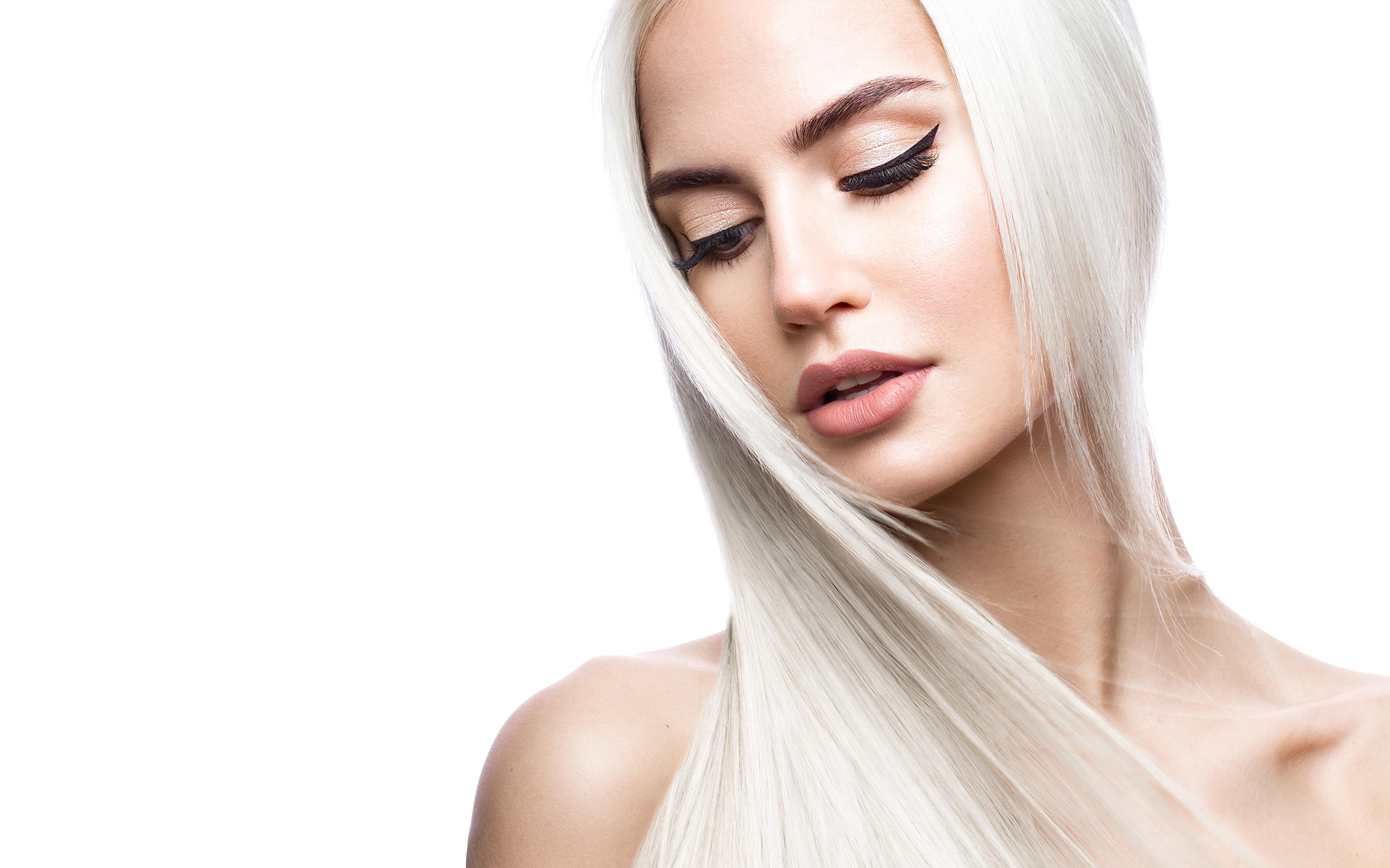 Fond Ecran Filles Blondes , HD Wallpaper & Backgrounds