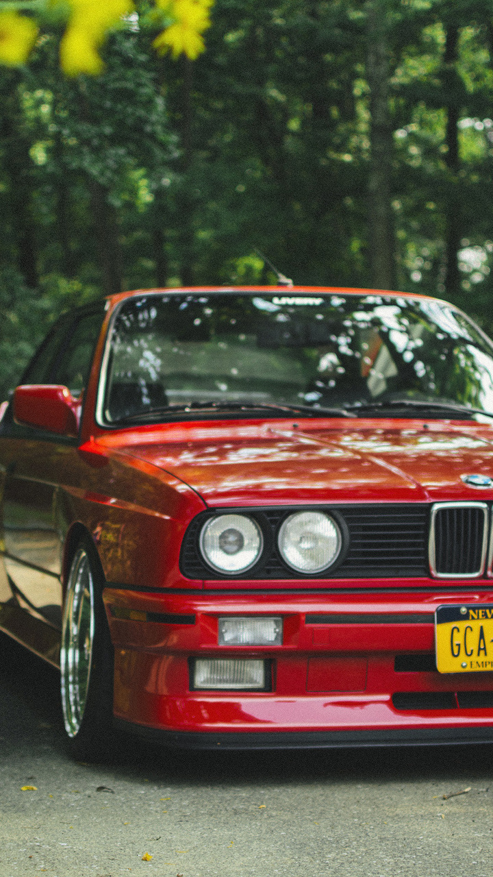 Bmw Red Before M3 Tuning Bmw M3 E30 Red Photo Bmw M3 E32 2505838 Hd Wallpaper Backgrounds Download