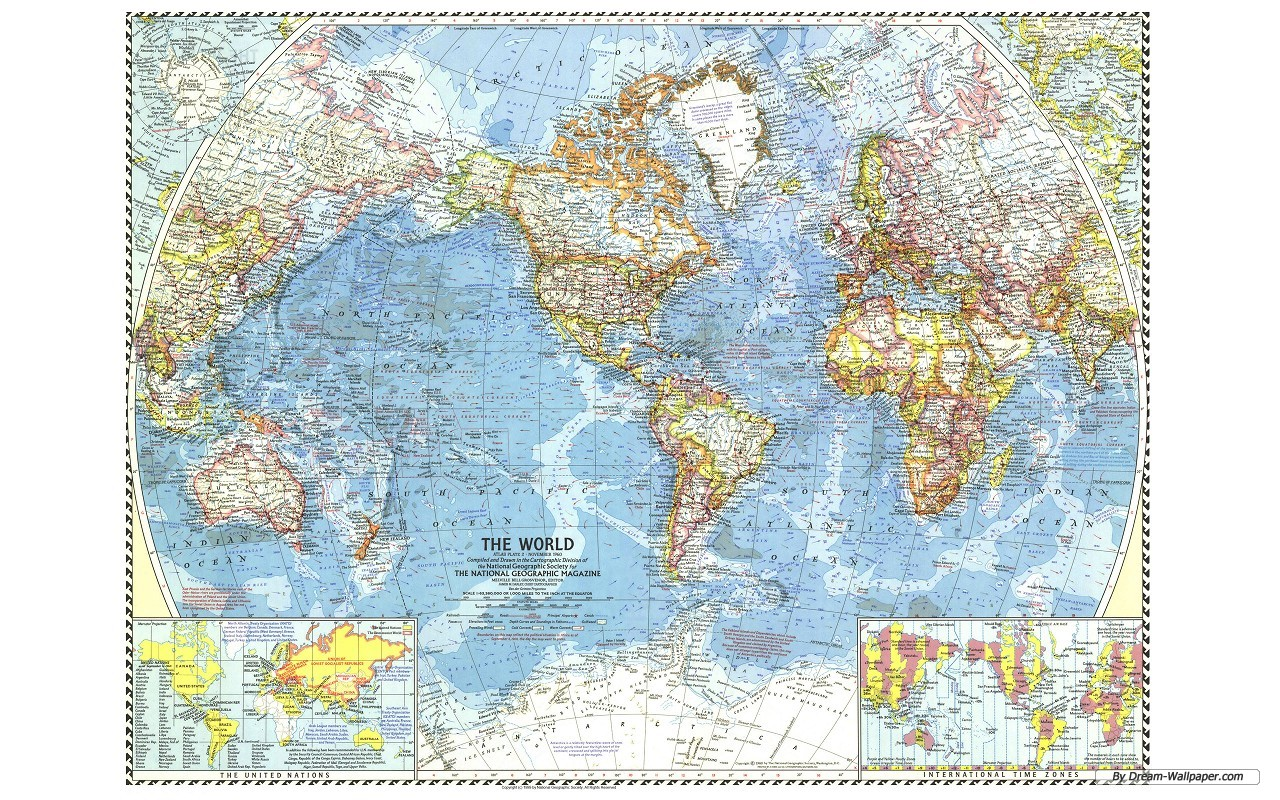 Black World Map Wallpaper 8643 Hd Wallpapers Pictures - 1960 World Map , HD Wallpaper & Backgrounds