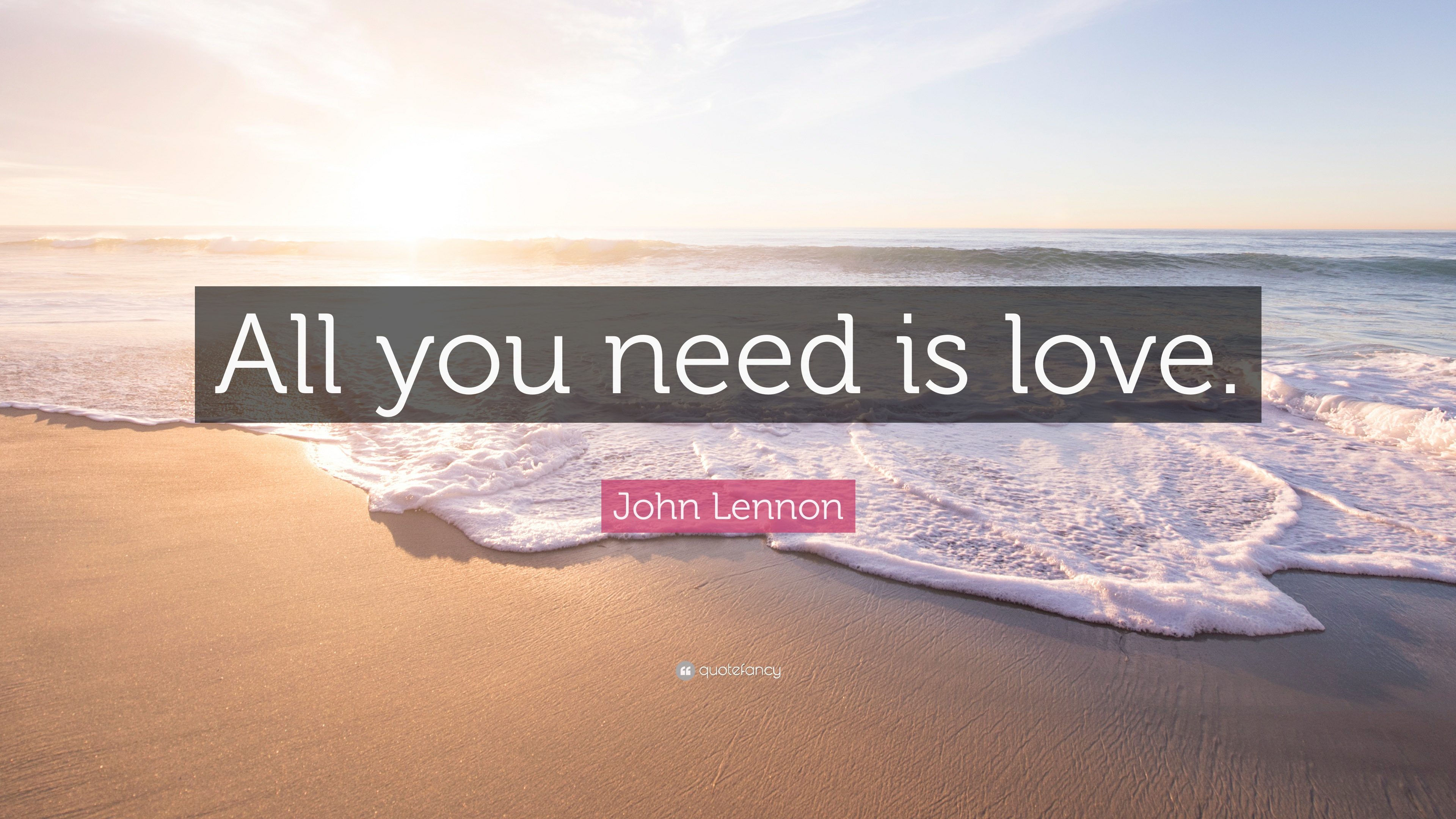 John Lennon Quote - Quotes On Names , HD Wallpaper & Backgrounds
